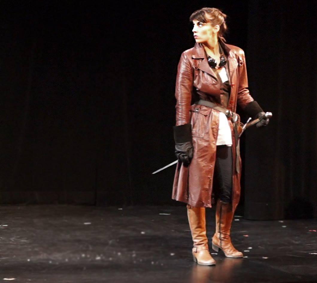 Macbeth's Head - Malfi Productions
