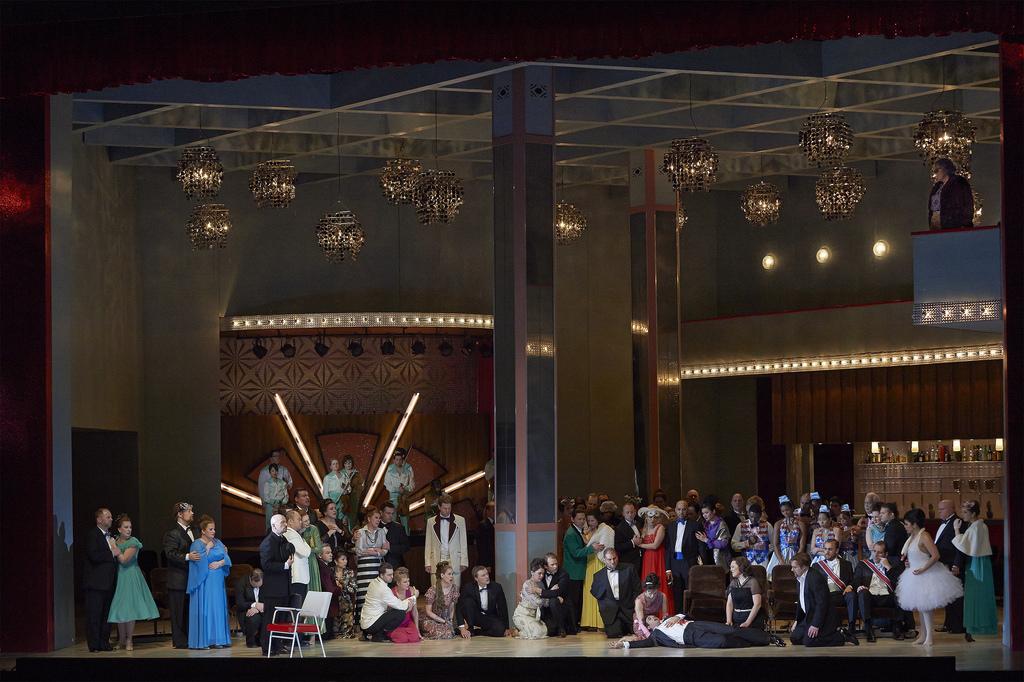Un Ballo in Maschera - Canadian Opera Company
