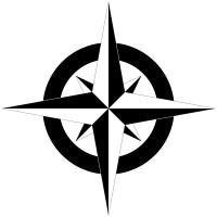 compass_rose_bw_144247