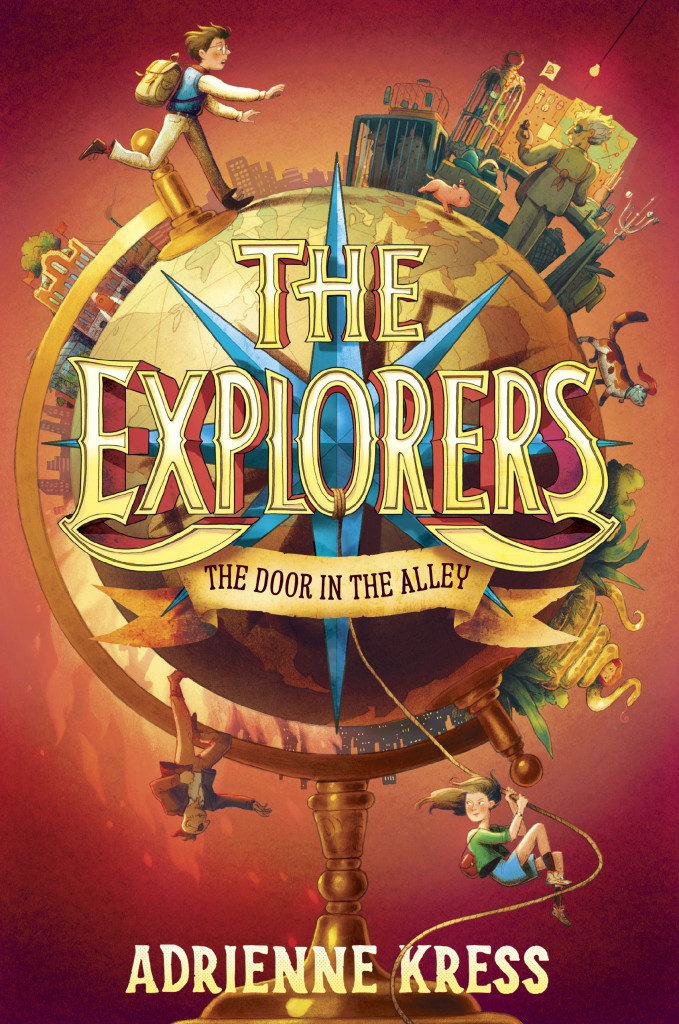 The Explorers Cover